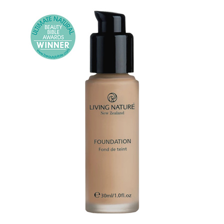 LN Foundation Pure Beige 30ml