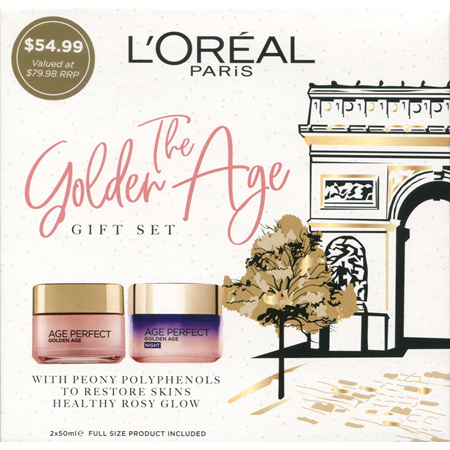 LO Age Perfect Gold. Age Set Xmas20