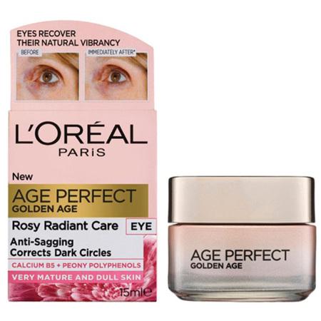 LO Age Perfect Golden Age Rosy Eye Cream 15ml