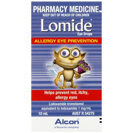 Lomide Eye Drops 10mL