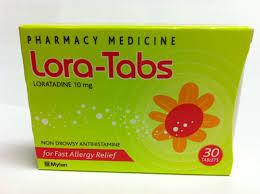 Lora-Tabs 10mg 30 tabs
