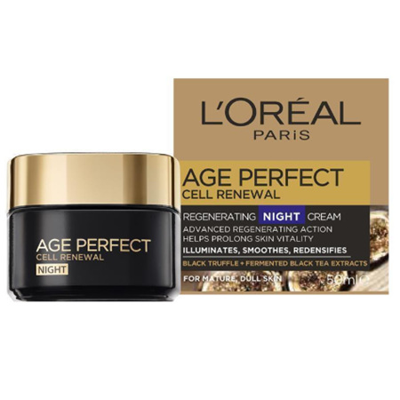 LOREAL Age Perfect Cell Renewal Night Cream 50ml