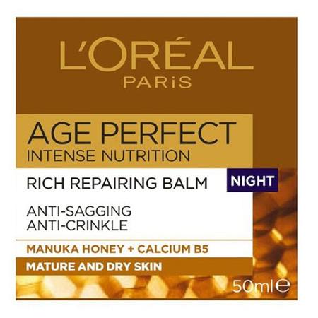 LOREAL Age Perfect Intense Nutrition Night Cream 50ml