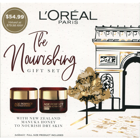 LOREAL Age Perfect Intense Nutrition Set