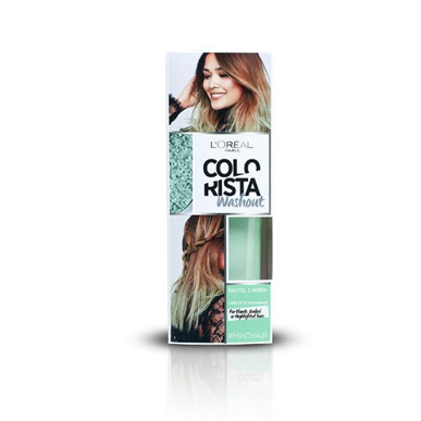 LOREAL Colorista Spray 3 Mint 75ml