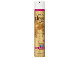 L'Oreal Elnett Satin Very Volume supreme hold with pro-keratin 400ml