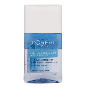 LOREAL Gentle Eyes & Lips Make-up Remover 125ml