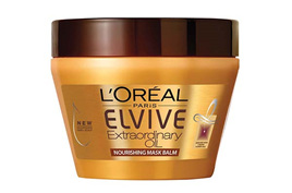 L'Oreal Elvive Extraordinary Oil Nourishing Masque - Dry Hair 300ml