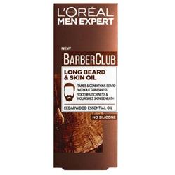 LOREAL Men Expert BC Long Beard & Skin Oil 30ml