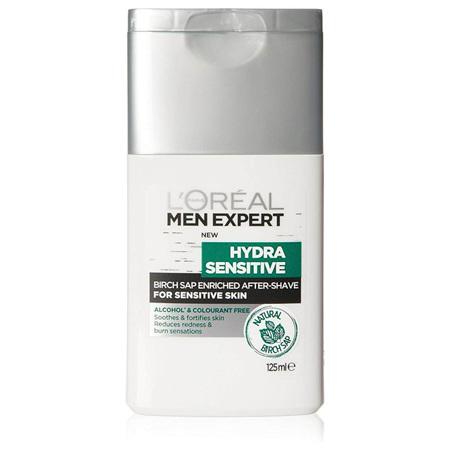 LOREAL Men Expert Hydra Sensitive After-Shave 125ml
