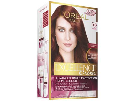 L'Oréal Paris Excellence Crème 5.6 Rich Auburn