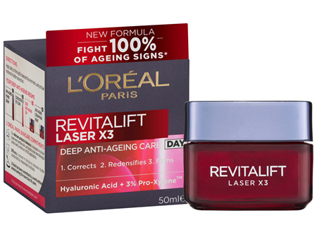 L'Oréal Paris Revitalift Laser X3 Day Cream 50ml