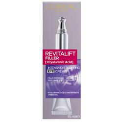 LOREAL Revitalift Filler Eye Cream 15ml