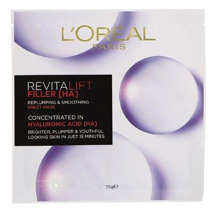 LOREAL Revitalift Filler Sheet Mask
