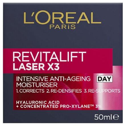LOREAL Revitalift Laser X3 Day Cream 50ml