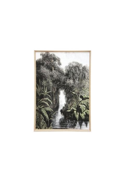 Lost World A Print - 80x120cm