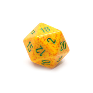 Lotus' Large Twenty Sided Dice