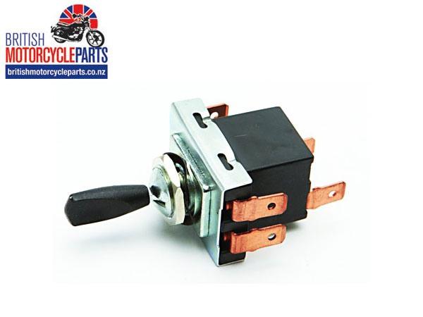 LU31788 Headlight Toggle Switch 3 Way Triumph BSA Norton 31788, 19-0964, 19-1030