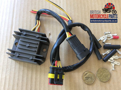 WW10123L Solid State Rectifier Regulator - Single Phase