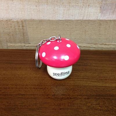 Lucky Mushroom Keyring