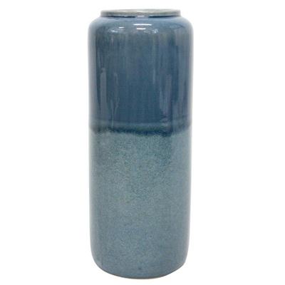 Lucy Ceramic Vase - Denim