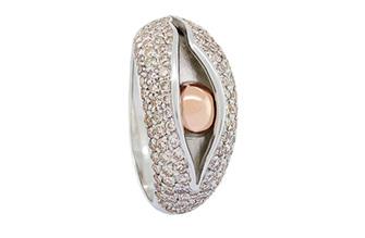 LUMINO DIAMOND RING