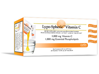 Lypo-Spheric Vit C 1000mg 30 Sach