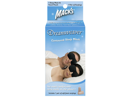 Macks Dreamweaver Contoured Sleep Mask