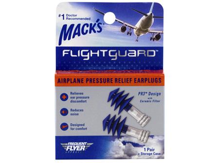 MACKS Flightguard 1 Pr in case