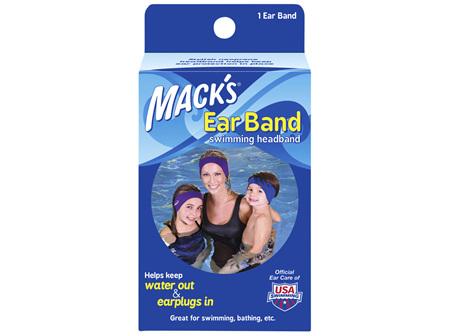 Macks Swimming Ear Band