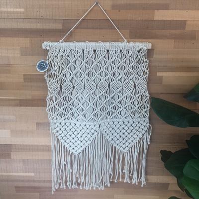 Macrame Wall Hanger - Natural 85cm