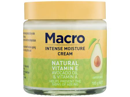 Macro Intense Moisture Cream
