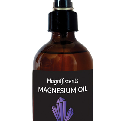 MAGNIFISCENTS MAGNESIUM OIL WITH LAVENDE