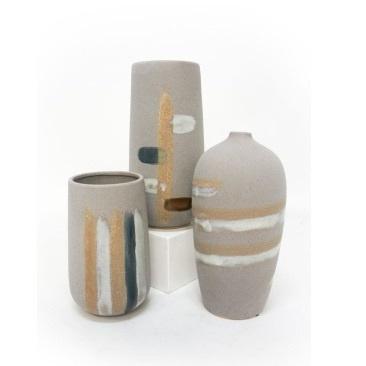 Malia Ceramic Vase