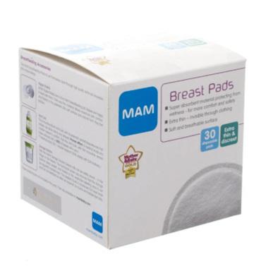MAM Care Breast Pads 30pk