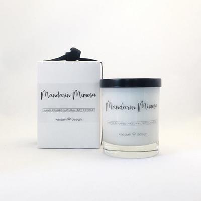Mandarin Mimosa - Soy Candle/Standard
