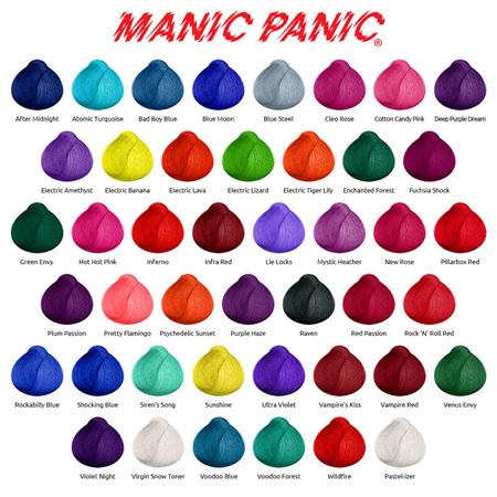Manic Panic Hair Dye Classic Formula