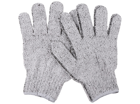 Manicare Charcoal Detox Exfoliating Gloves