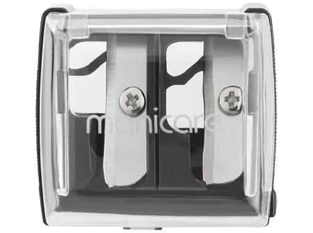 Manicare Cosmetic Pencil Sharpener, Dual