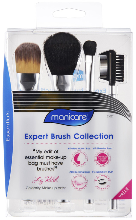Manicare Essentials Make-Up Brush Kit