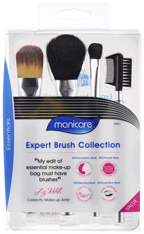 Manicare Essentials Make-Up Brush Kit