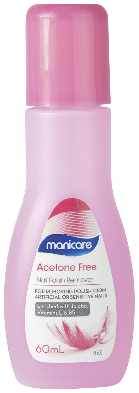 Manicare Extra Gentle Nail Polish Remover 60mL