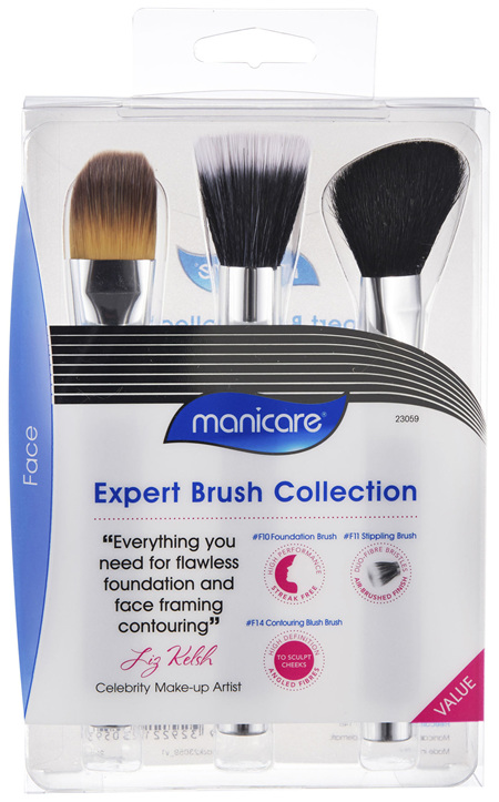 Manicare Face Make-Up Brush Kit