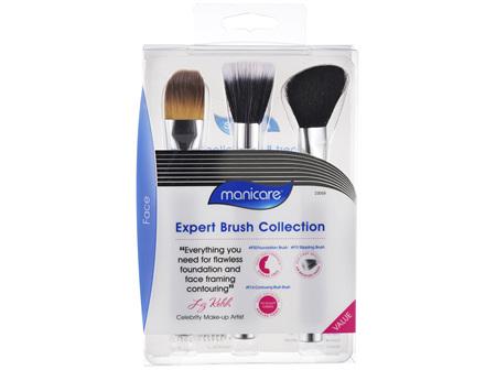 Manicare Face Make-Up Brush Kit