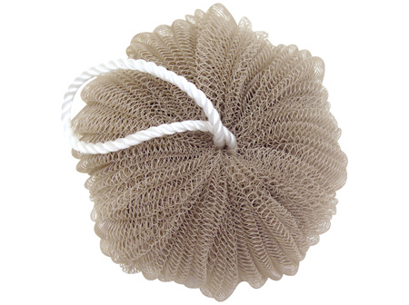 Manicare Luxury Cleansing Sponge, Brown