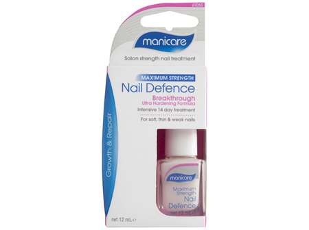 Manicare Maximum Strength Nail Defence