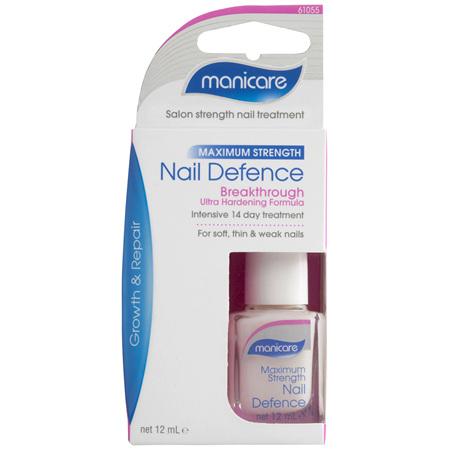 Manicare Maximum Strength Nail Defence