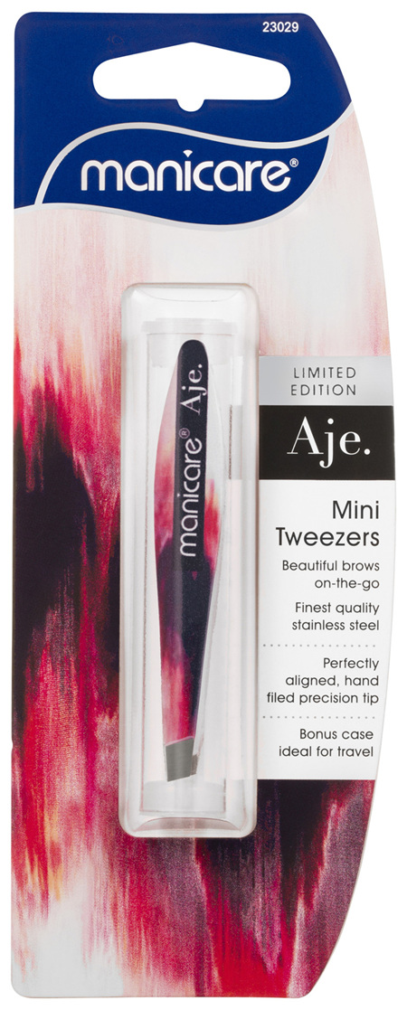 Manicare Mini Tweezer, Assorted Colours
