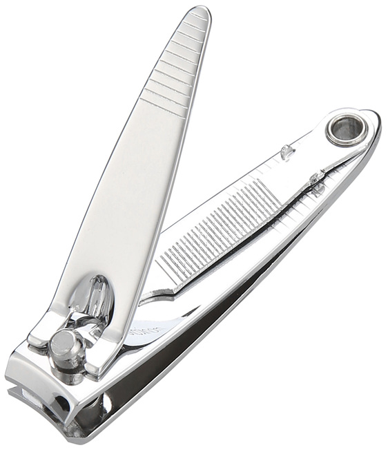 Manicare Nail Clippers, with Nail File and Key Chain