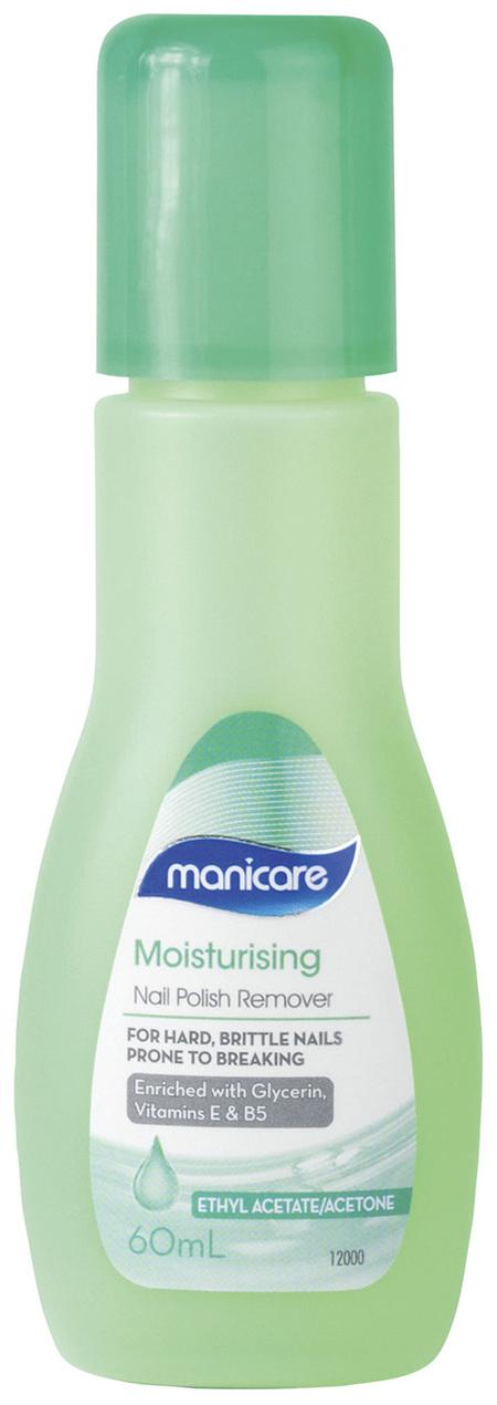 Manicare Nail Polish Remover with Tea Tree Oil 60mL